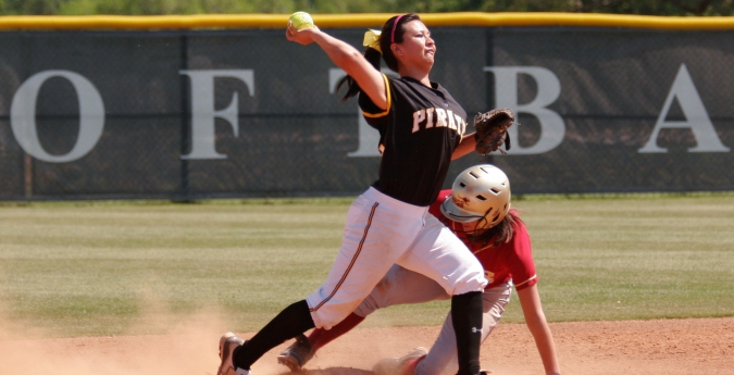 Pirates Split Twin Bill with Concordia