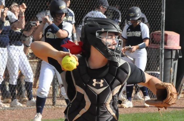 Softball: Big innings carry Panthers to sweep of Berea