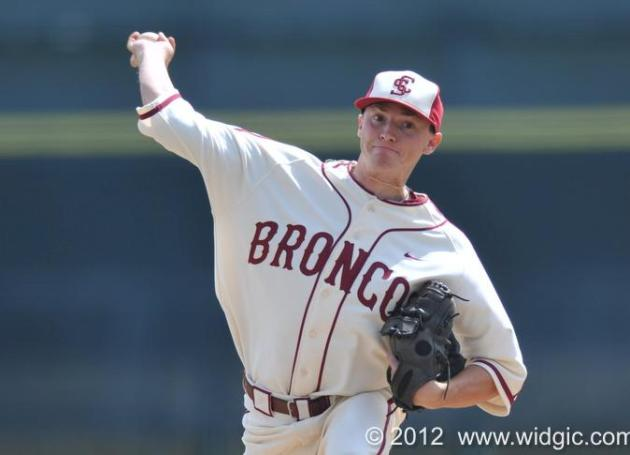 Bronco Baseball Takes Down Fresno State 9-5