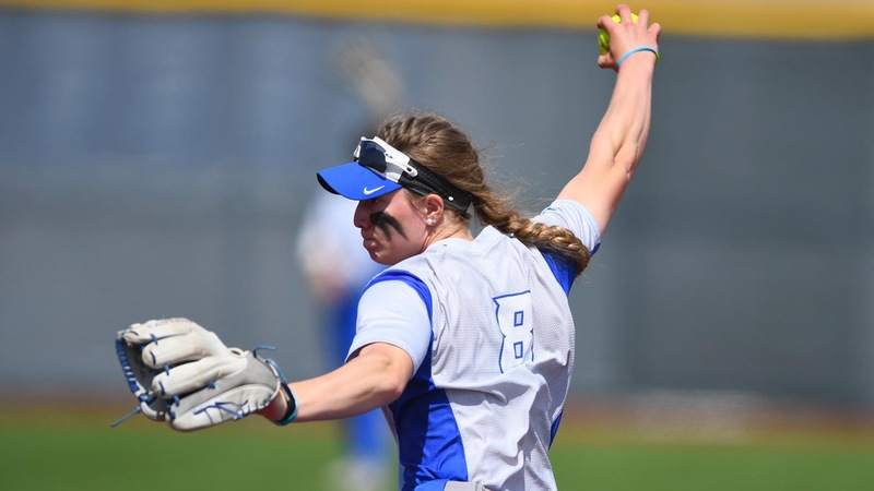Softball Closes at Tiger Classic Against Creighton