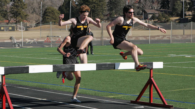Colorado College's Gerken earns USTFCCCA honor