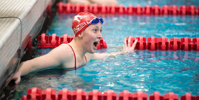 SVSU Swim & Dive Continues Competition at NCAA D II Championships