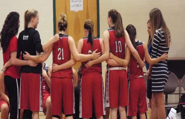 Women's Basketball Crushes Unity - Central Maine CC