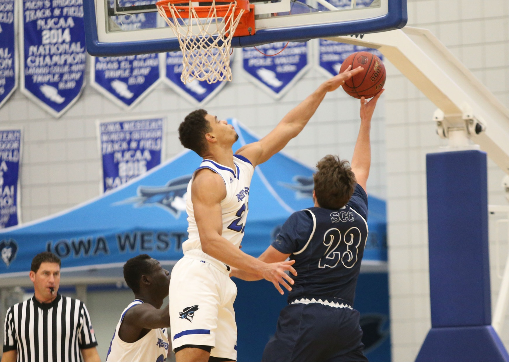 Reivers show previously unbeatten Beavers how to lose