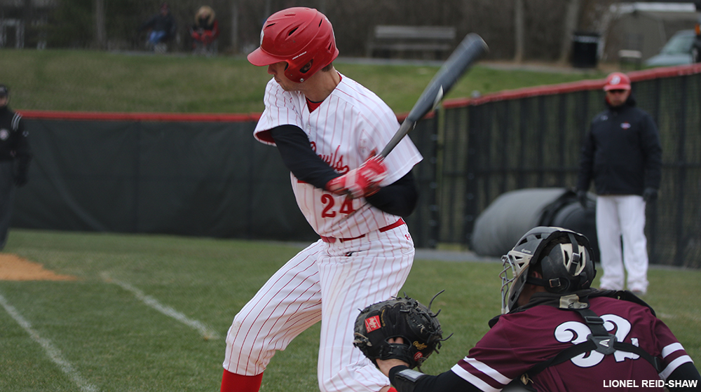 Miscues Cost Devils in Swarthmore Twin-Bill