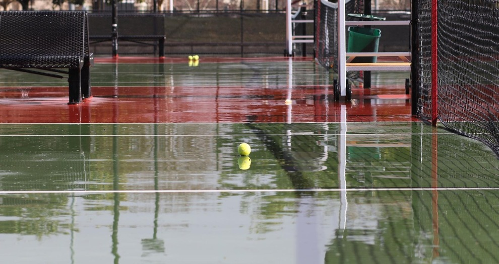Friday's Women's Tennis Home Match Postponed