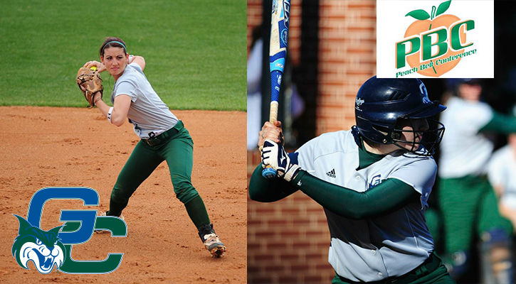 Bellantoni and Humphries Earn PBC All-Academic Honorable Mention