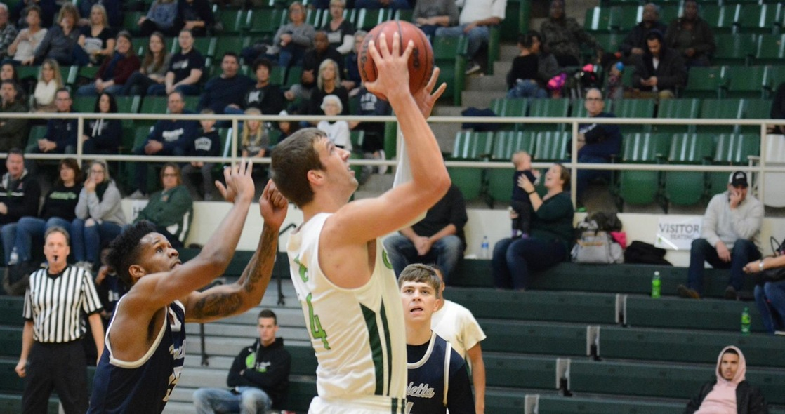 Men's Basketball Resumes OAC Play at Capital on Wednesday