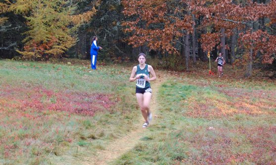 Lyndon second at NAC Championships