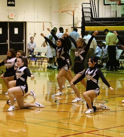 Cheerleading Tryouts Will Be Held On October 3rd & 5th