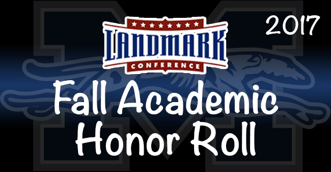 Landmark Conference Fall Academic Honor Roll
