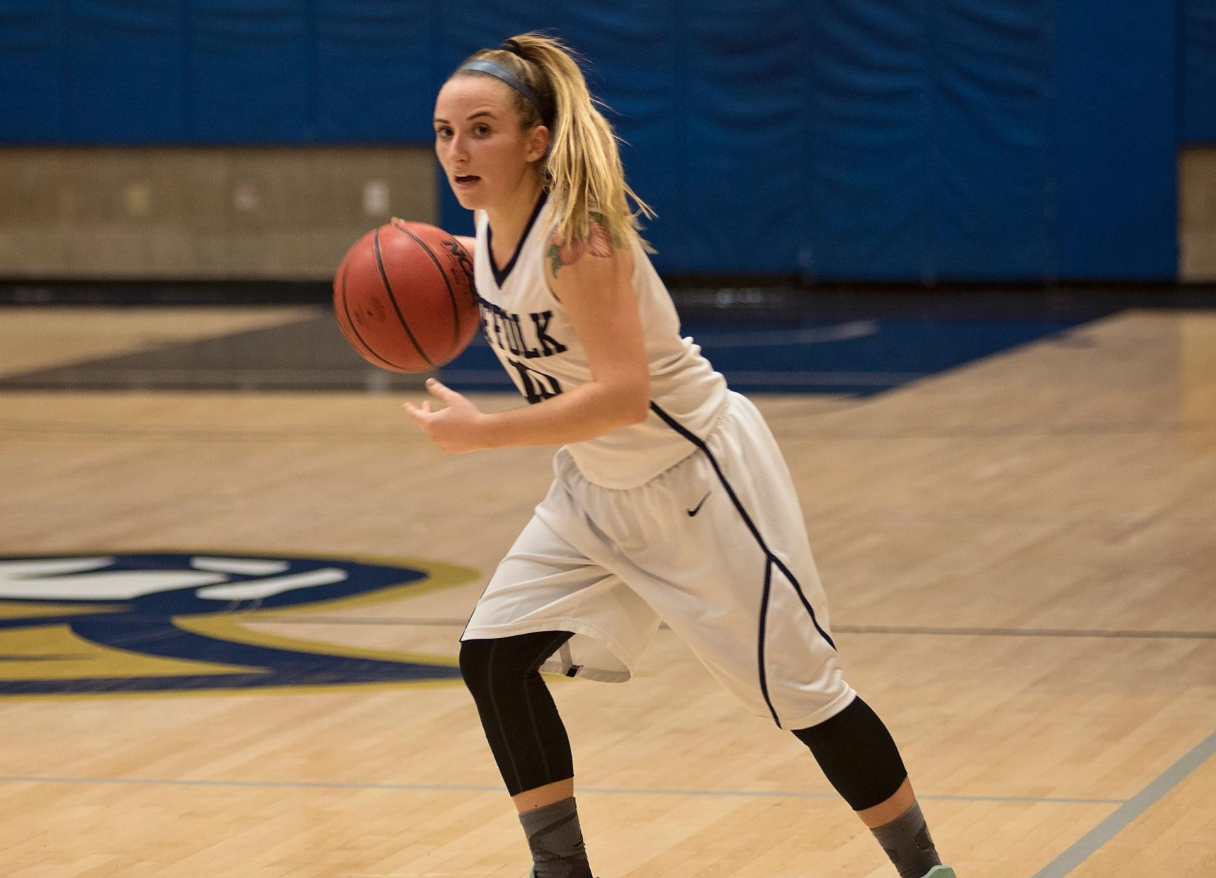 Women's Basketball Runs Past Wentworth, 92-46