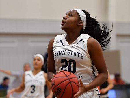 Women's Basketball Comes From Behind To Down PSU York, 76-60