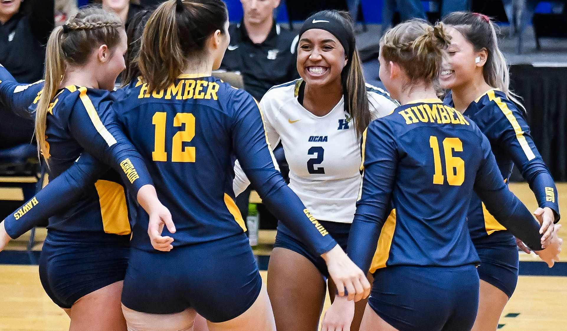 HAWKS EXPLODE AFTER TIGHT FIRST SET IN 3-0 ROAD WIN OVER SHERIDAN