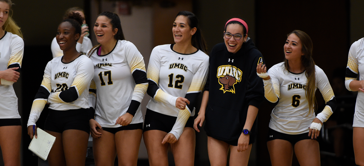 Volleyball to Host New Hampshire in Critical America East Contest on Sunday Afternoon