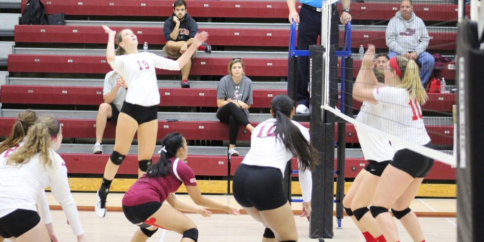 Volleyball Takes Set from Unbeaten West Chester; Competes Against Host Millersville