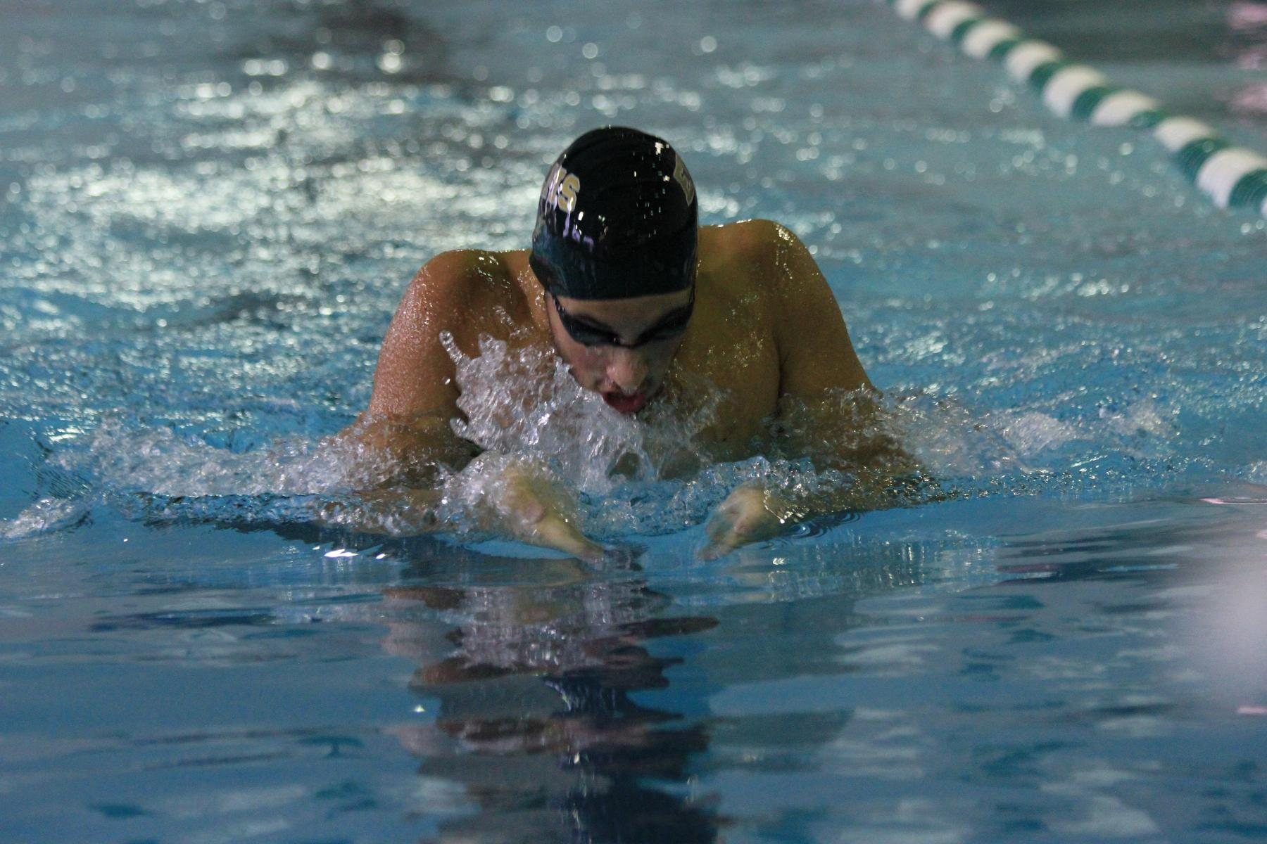Swimming Finds Success At GNAC Championships