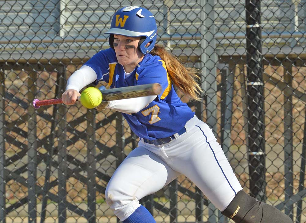 Worcester State Drops Doubleheader on Day Two