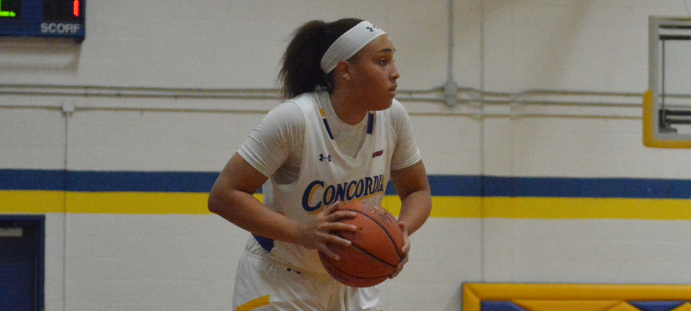 Women's Basketball Overcomes 28-Point Deficit For 76-74 Overtime Victory At Caldwell