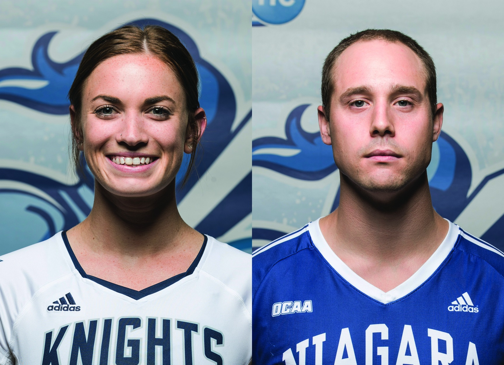 NEWS: Koslowski and Williamson named Athletes of the Week