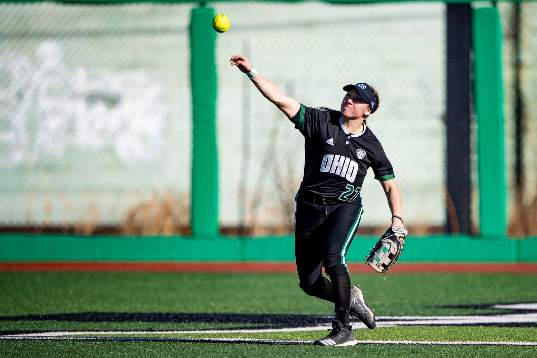 Ohio Softball Sweeps Second Day of UCLA/Long Beach State Invitational