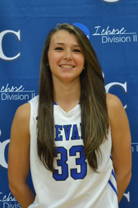W. Basketball: Shelby Wolfe