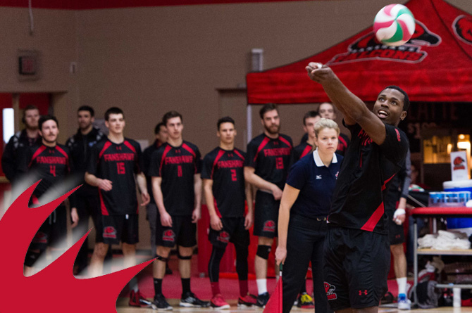 Fanshawe's Foreman named to Canada's U21 Men's squad