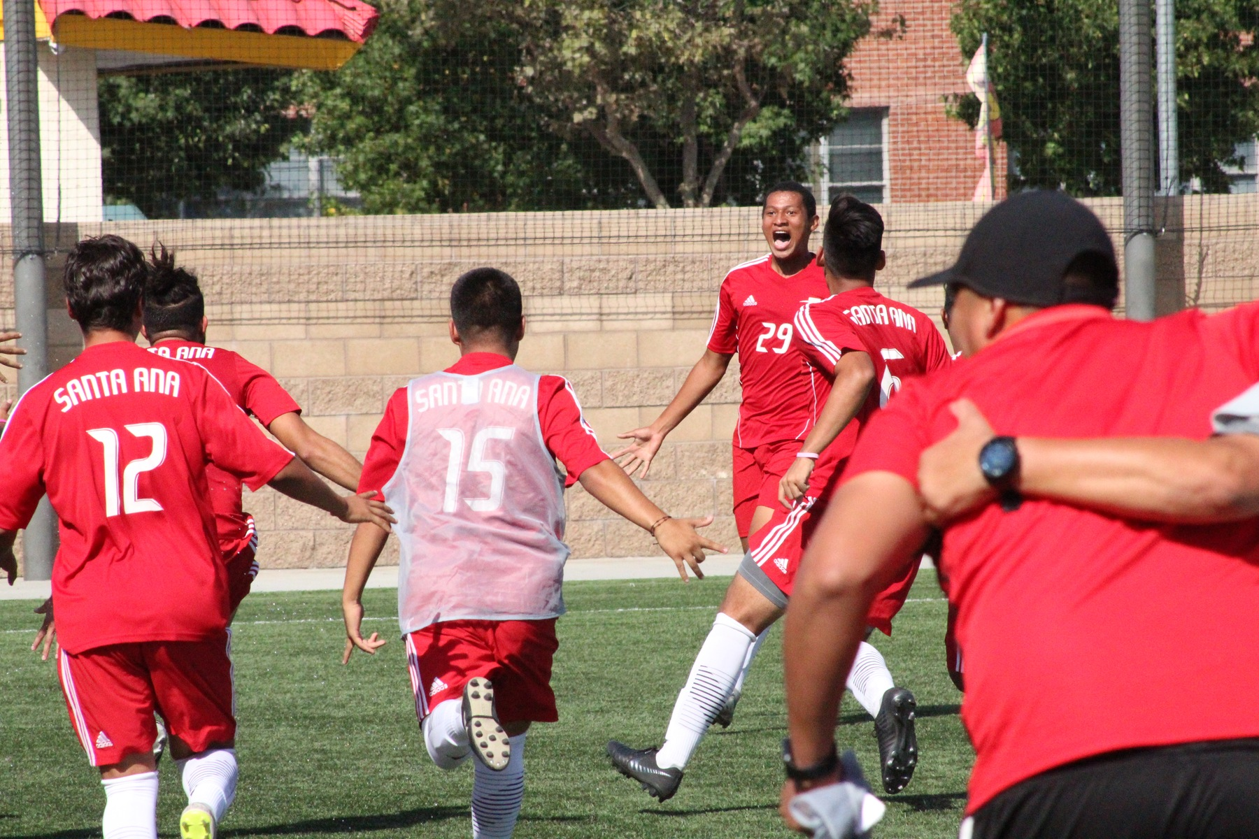 Dons Score Three Second Half Goals to Grab Non-Conference Win Against GWC