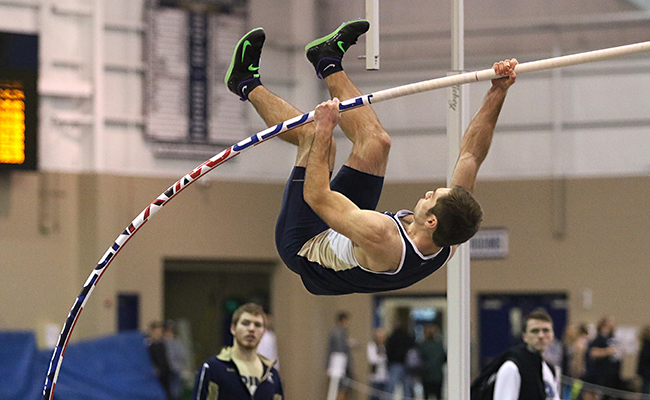 Trine Men Begin Indoor Season at Indianapolis Opener