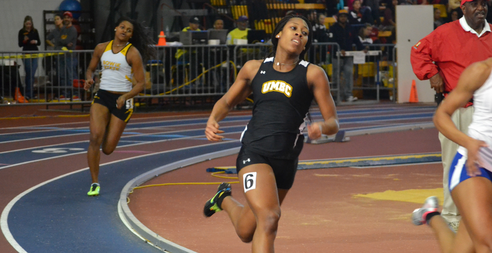 Retrievers Claim Victories as Track and Field Competes at Rider/Lafayette Winter Games