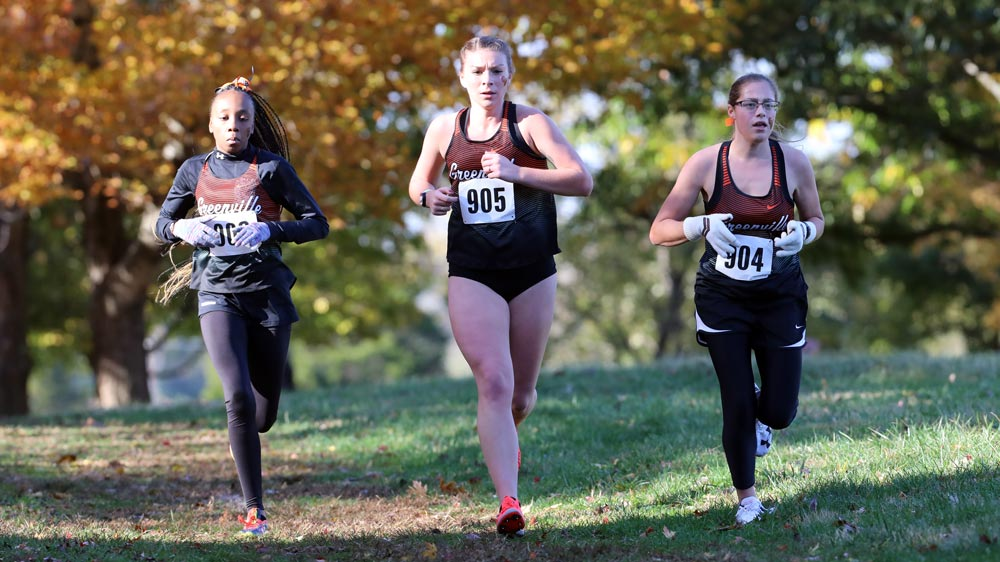 Women's cross country earns 29th at NCAA regional