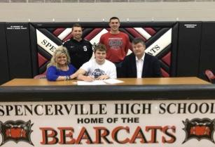 Spencerville's Prichard to Join Men's Basketball Program
