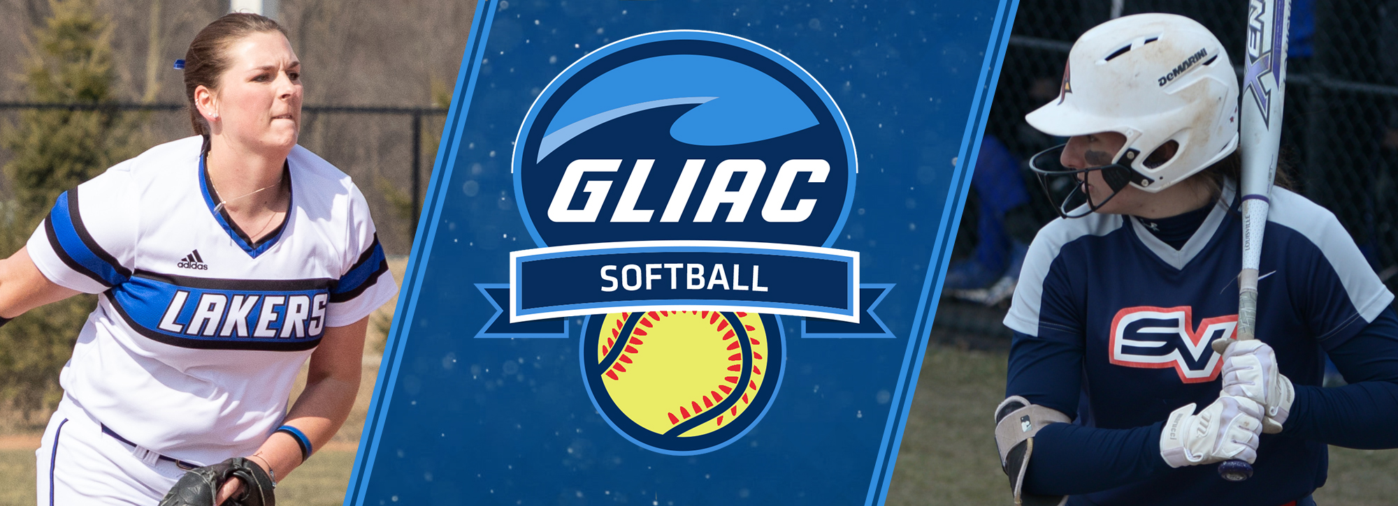 SVSU's Popko and GVSU's Lipovsky garner softball player of the week awards