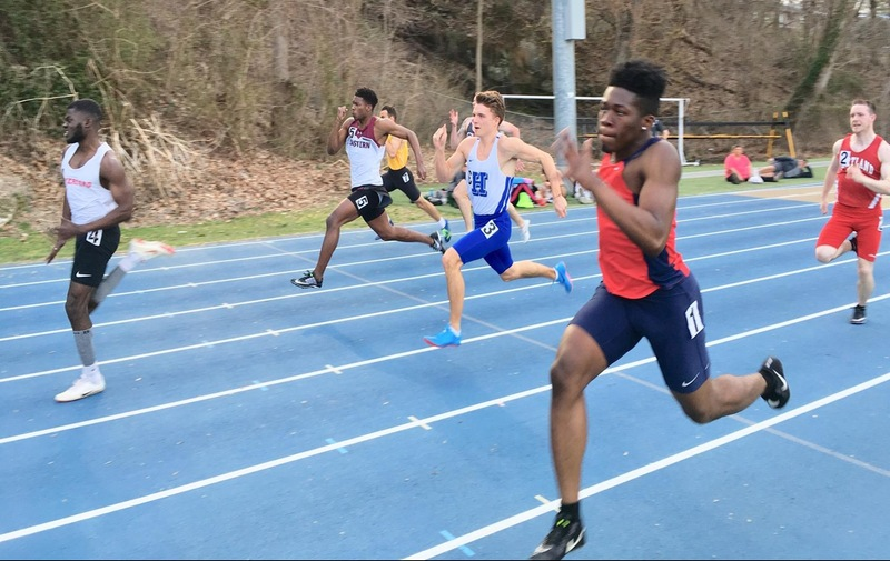 Warriors Track & Field Competes at Dan Curran Invitational