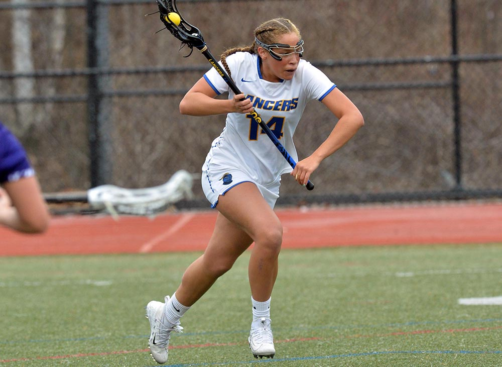 Women's Lacrosse Blanked by Top Seeded Westfield State in MASCAC Semifinal