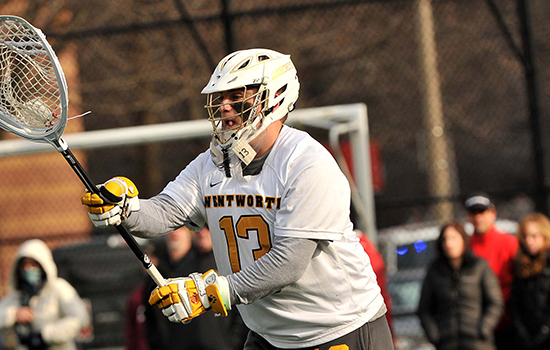 Men's Lacrosse Falls to the University of New England