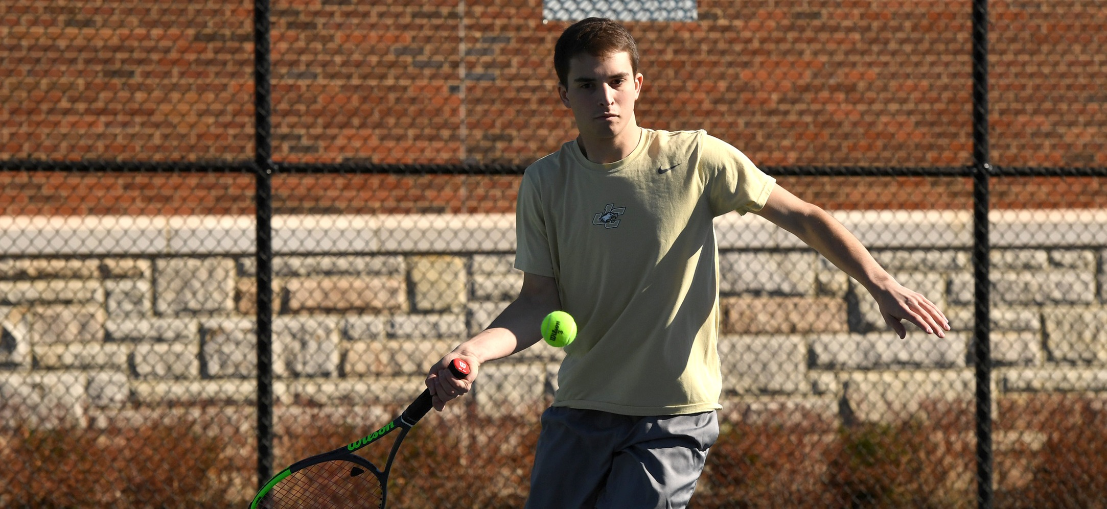 Men's Tennis Earn Conference Win Over Moravian