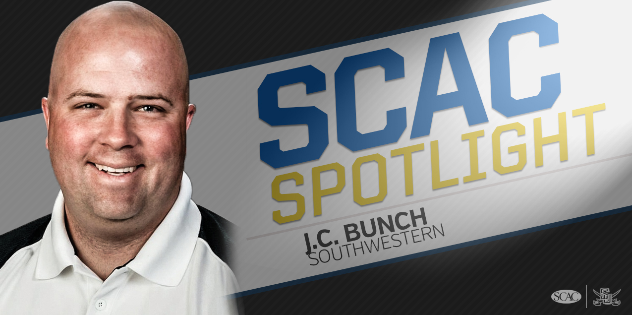 SCAC SPOTLIGHT: J.C. Bunch, Southwestern University
