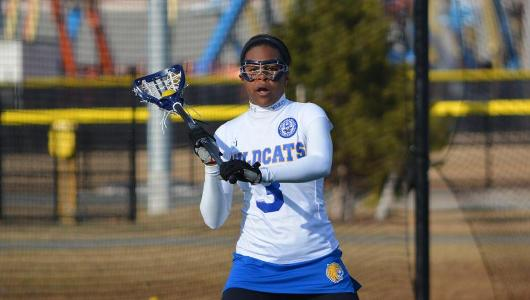 Women's Lacrosse Suffers 15-14 Setback To RIC