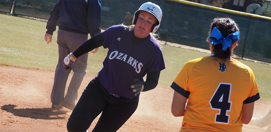 Softball Team Suffers Game Three Loss