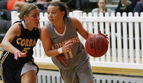 Women's Basketball Improves to 3-0 With 74-55 Win Over Warner Pacific