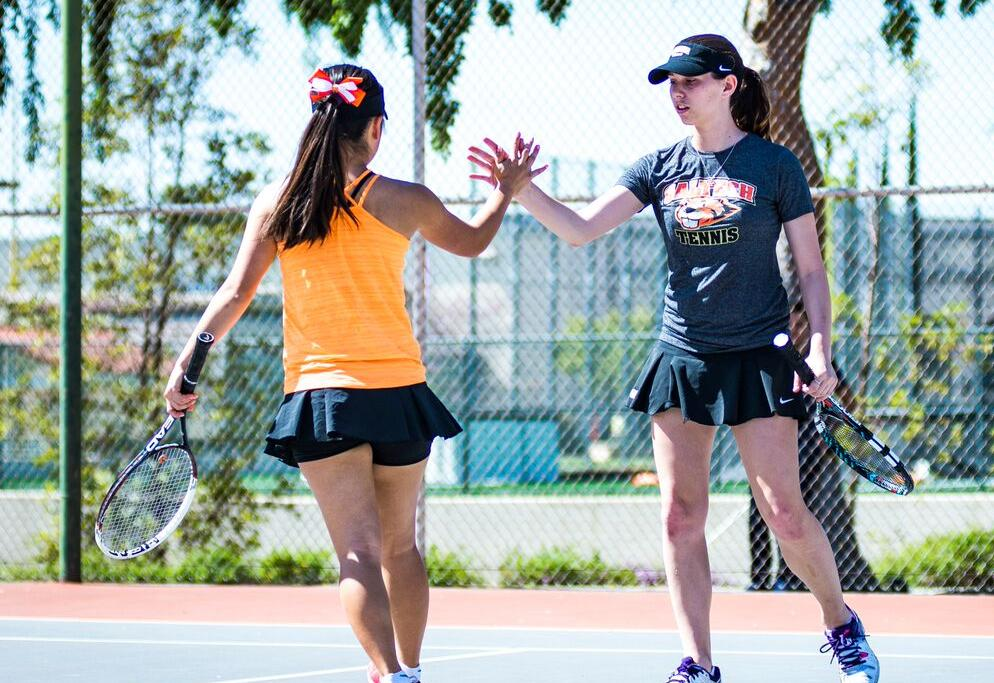 Women's Tennis Earns First Ever National Ranking