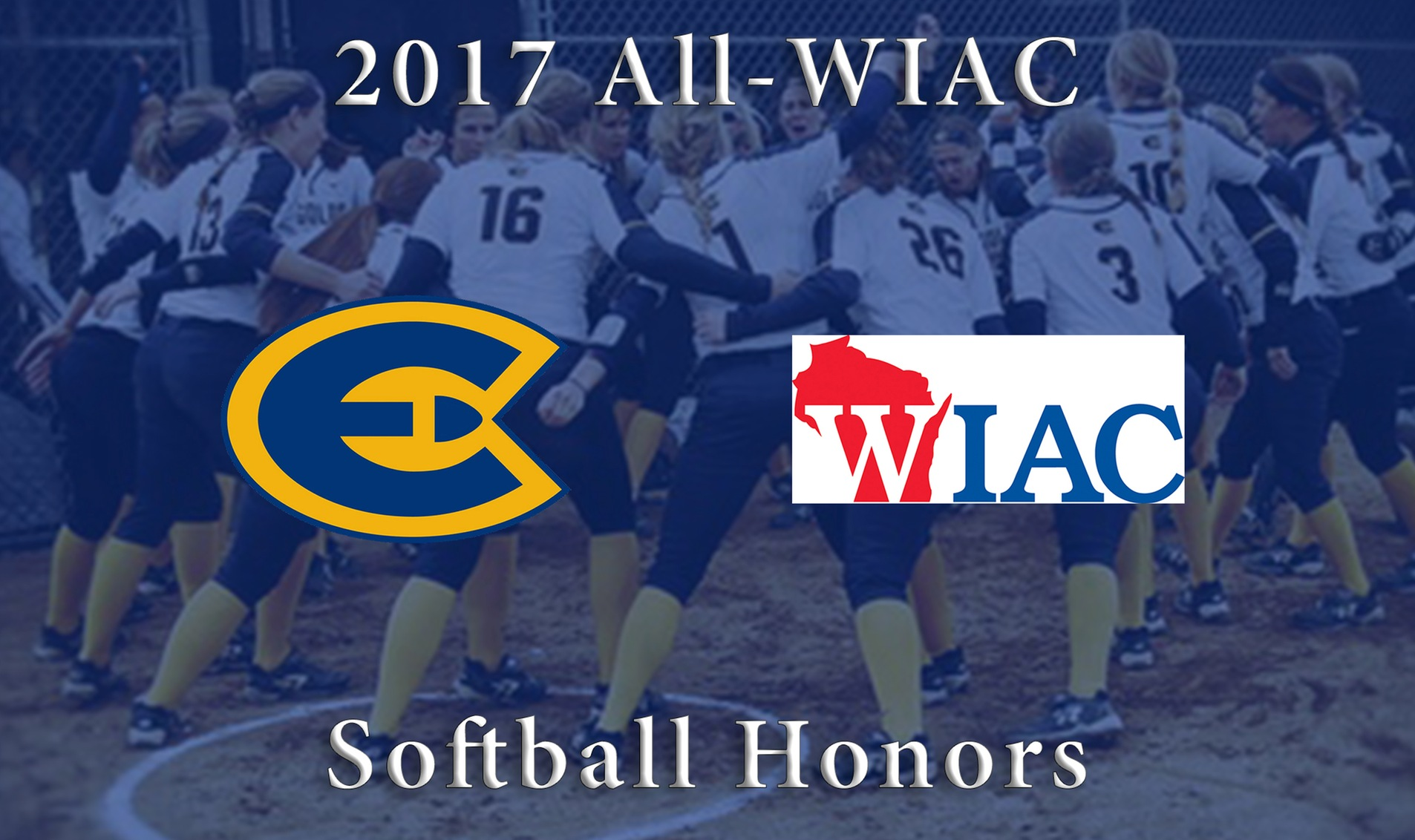 Six Blugolds receive All-WIAC softball recognition
