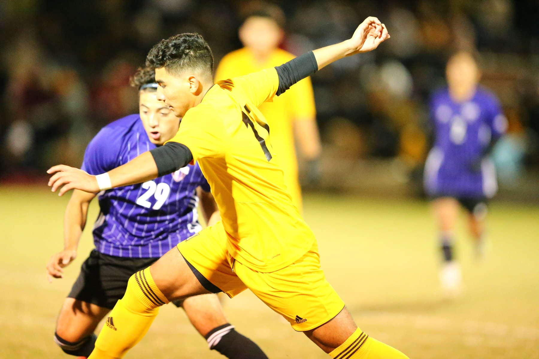 Men's Soccer Falls Short In First NCAA Tournament Appearance