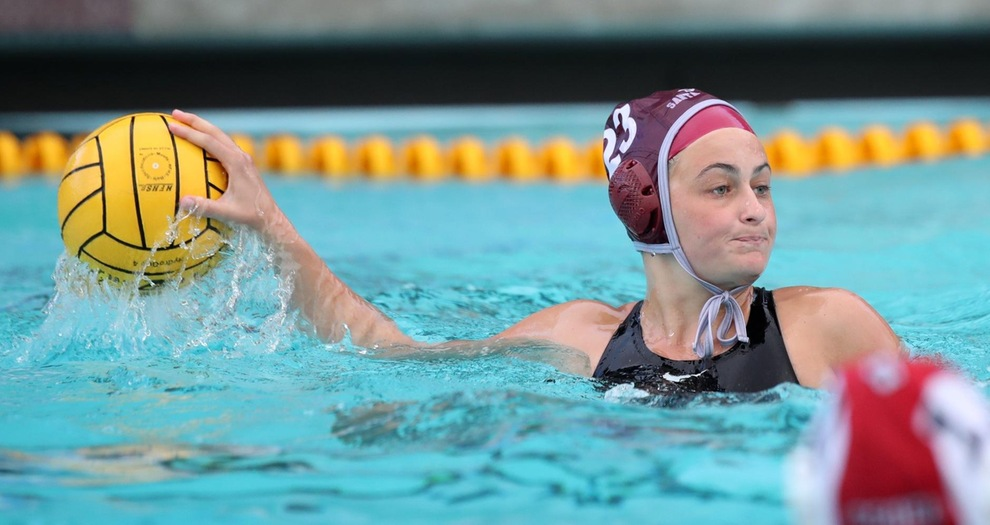Women's Water Polo Drops a Pair on Opening Day of Triton Invitational