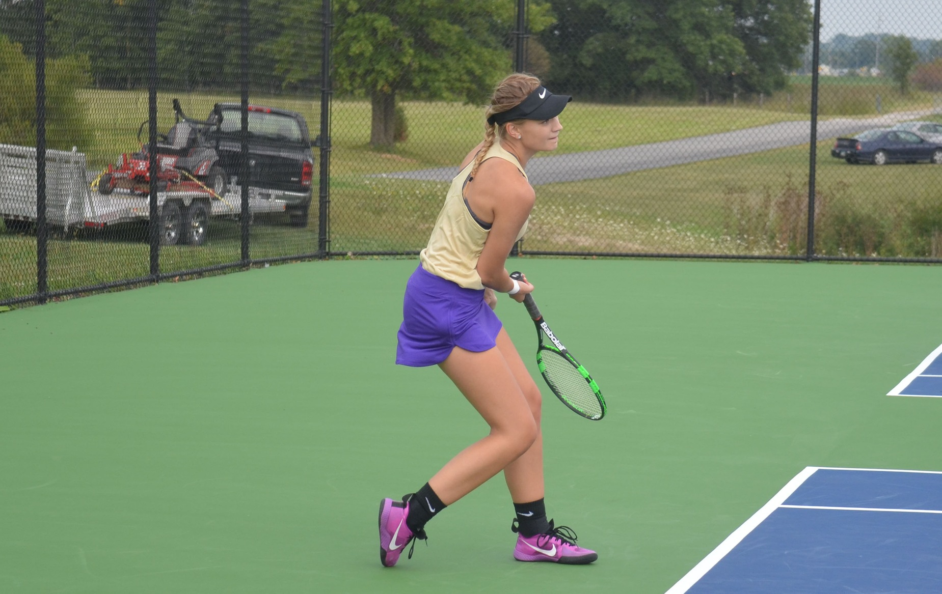 Women's Tennis to Begin Season with Olivet
