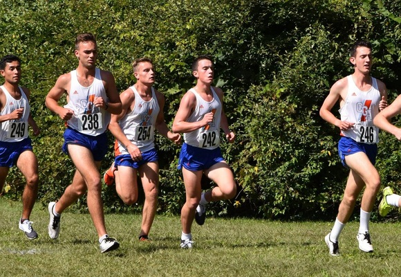 Bears Finish in Third Place at NEWMAC Championship