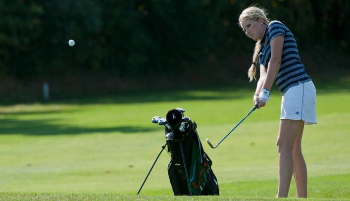 Women's Golf Ties for Seventh at IWU Spring Fling