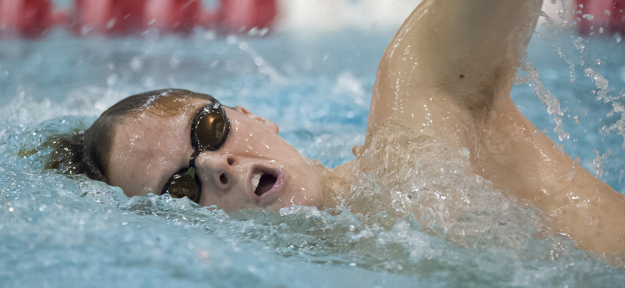 Men's Swimming and Diving Edges Babson, 144-132