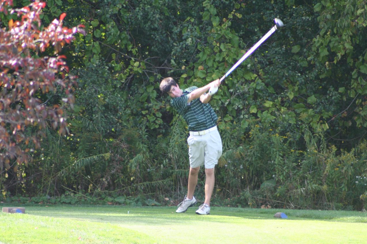 Men's Golf Finishes Finishes in 12th Place at Duke Nelson Invitational